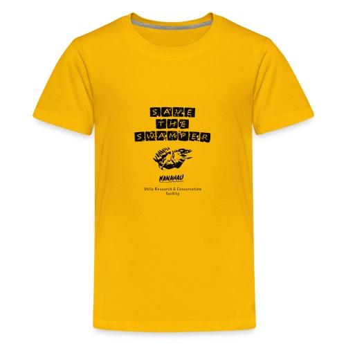1S\HKA - Kids' Premium T-Shirt