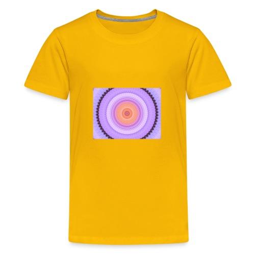 Floweractal - Kids' Premium T-Shirt