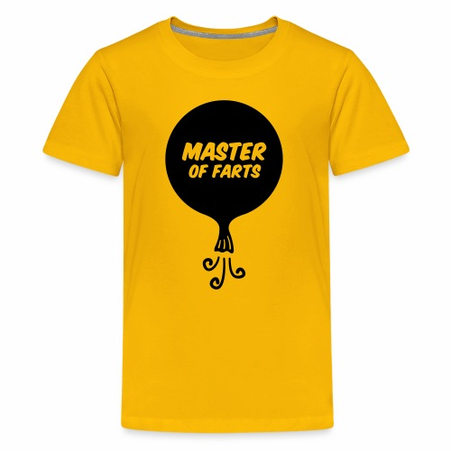 Master of Farts - Kids' Premium T-Shirt