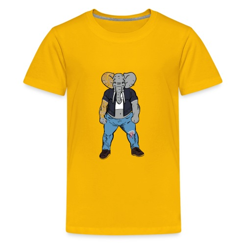 Dumbo Fell in the Wrong Crowd - Kids' Premium T-Shirt