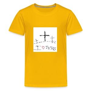 basiccross2 - Kids' Premium T-Shirt