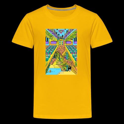 DMT Trip - Kids' Premium T-Shirt