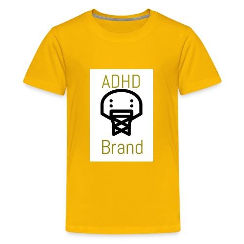 ADHD BRAND - Kids' Premium T-Shirt