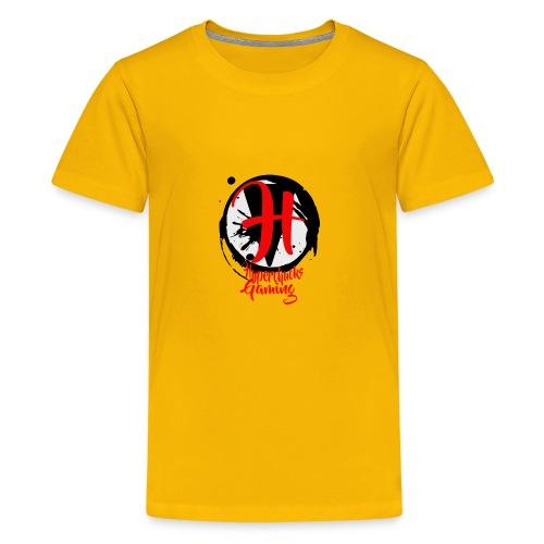 logo samples v5 - Kids' Premium T-Shirt