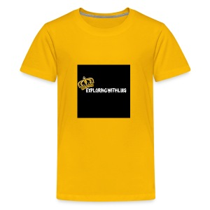 Exploring - Kids' Premium T-Shirt