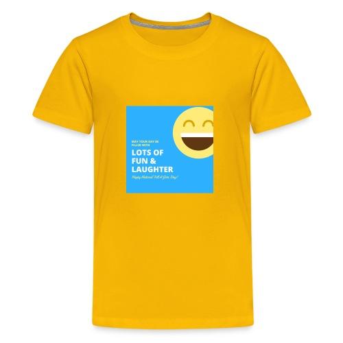 Funny wish - Kids' Premium T-Shirt