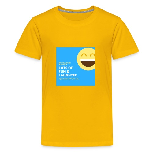 Funny wish - Kids' Premium T-Shirt