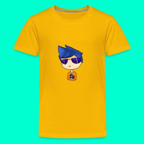 Cartoonish Avatar! - Kids' Premium T-Shirt
