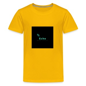 Echo Clan Offical Logo Merch - Kids' Premium T-Shirt