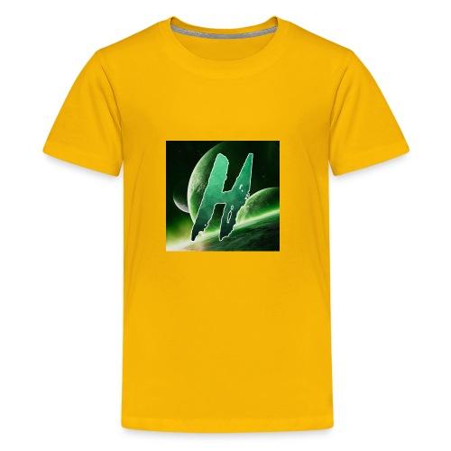 Hoax Logo - Kids' Premium T-Shirt