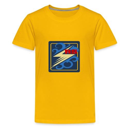 Rimps Logo Flash - Kids' Premium T-Shirt