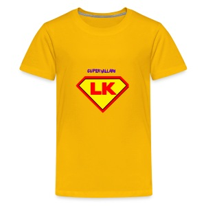 Supervillain by Lil Kodak - Kids' Premium T-Shirt