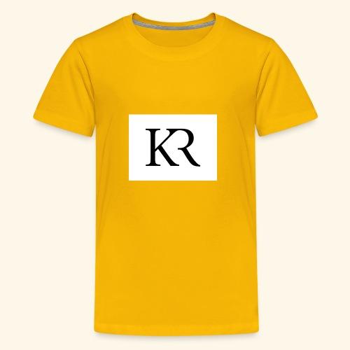 kr - Kids' Premium T-Shirt