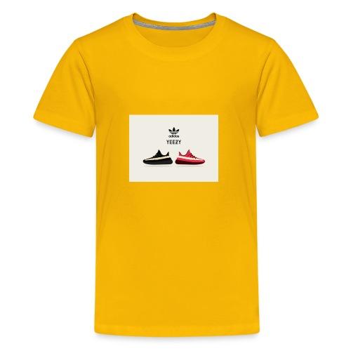 yeezy 350 vector s59 - Kids' Premium T-Shirt
