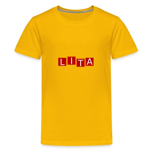 LITA Logo - Kids' Premium T-Shirt