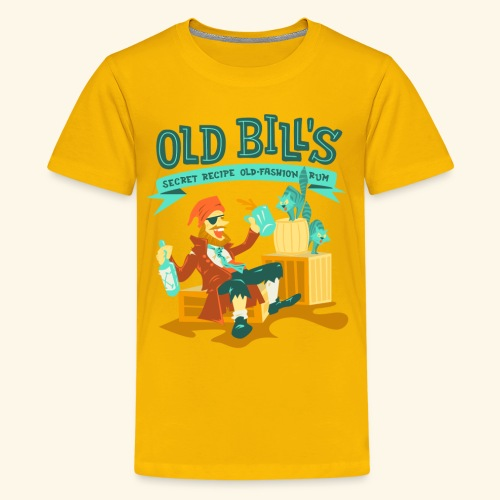 Old Bill's - Kids' Premium T-Shirt