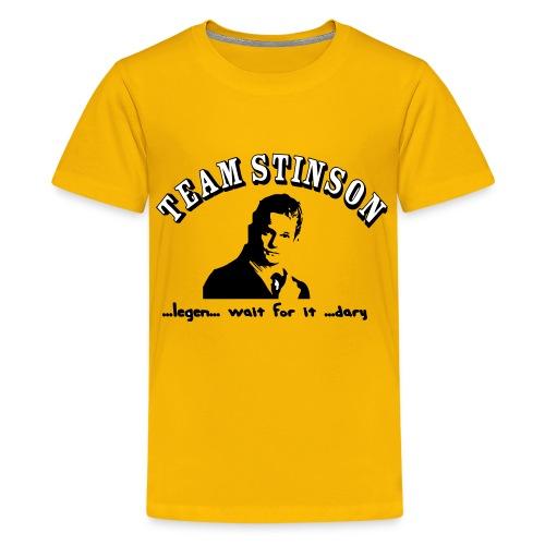3134862_13873489_team_stinson_orig - Kids' Premium T-Shirt