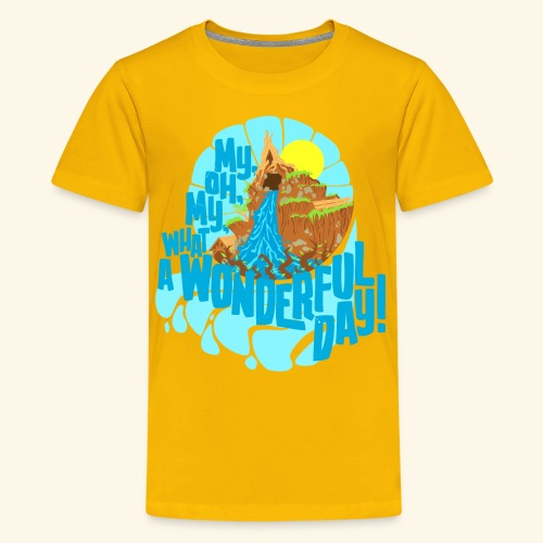 splashMT2 - Kids' Premium T-Shirt