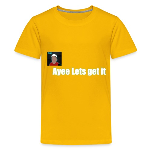 Tim Ayee Merch - Kids' Premium T-Shirt