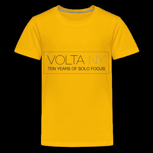 VOLTA NY 2017 - Kids' Premium T-Shirt
