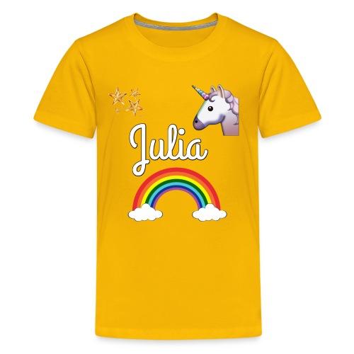 Julia - Kids' Premium T-Shirt