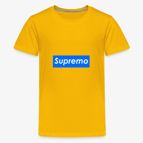 Supremo Blue - Kids' Premium T-Shirt