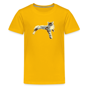 Sassy Cat - Kids' Premium T-Shirt