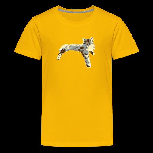 Sassy Cat - Kids' Premium T-Shirt