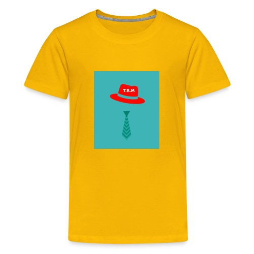 The Robloxian Musketeers Logo Merchandise - Kids' Premium T-Shirt