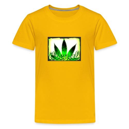illegal - Kids' Premium T-Shirt