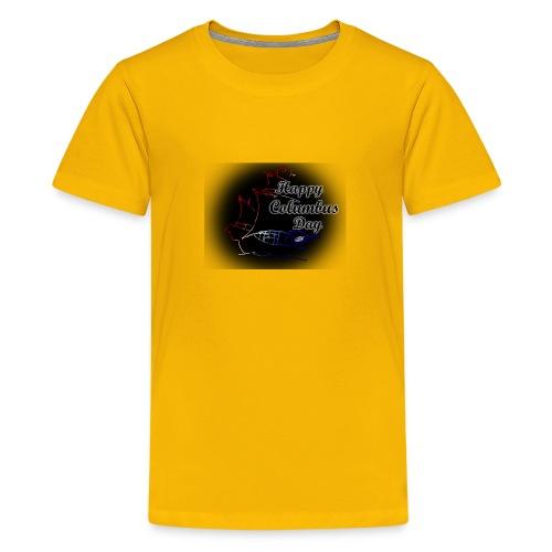 Columbus Days negro - Kids' Premium T-Shirt