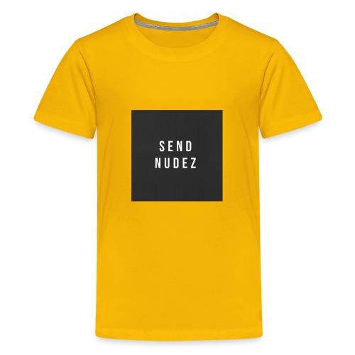 SendNudez - Kids' Premium T-Shirt