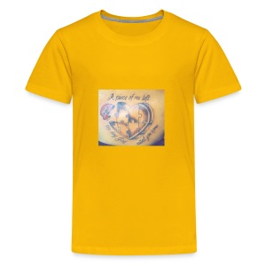Long live your heart - Kids' Premium T-Shirt