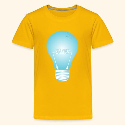 CREATIVE DESIGN || GLOW - Kids' Premium T-Shirt