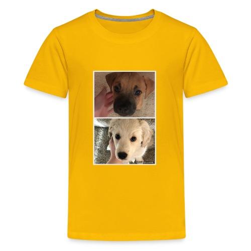 Cute Dog Pic - Kids' Premium T-Shirt
