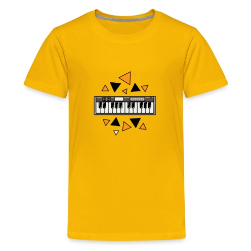 keyboard tone - Kids' Premium T-Shirt