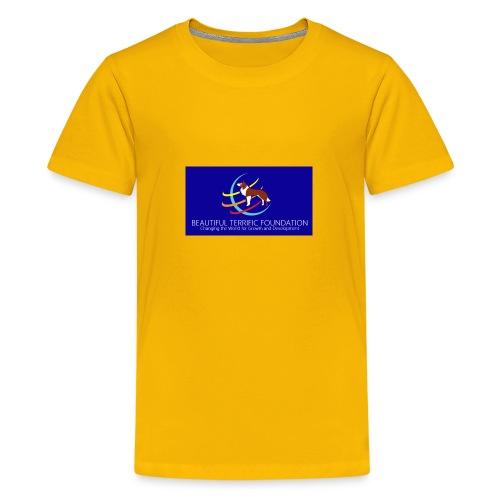 Beautiful Terrific Foundation 02 - Kids' Premium T-Shirt