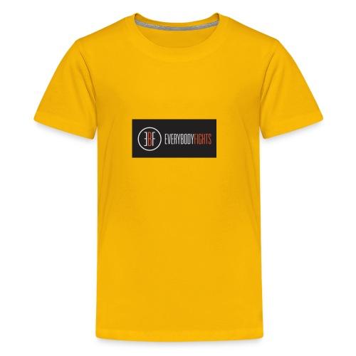 EVERYBODYFIGHTS - Kids' Premium T-Shirt