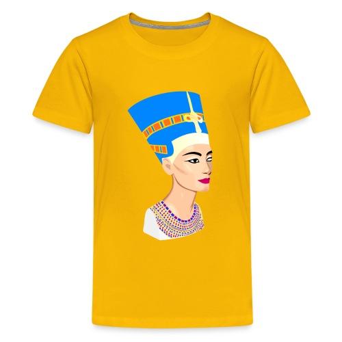 Queen Nefertiti - Kids' Premium T-Shirt