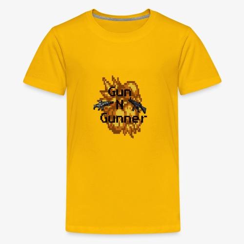 Gun N Gunner - Kids' Premium T-Shirt