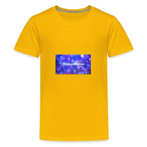 CHICKENNATION - Kids' Premium T-Shirt