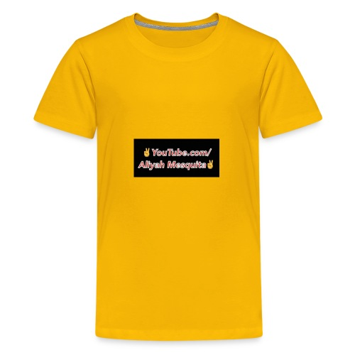 #alwaysplug - Kids' Premium T-Shirt