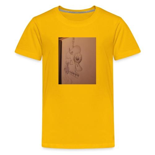 The Art Of Victory - Kids' Premium T-Shirt