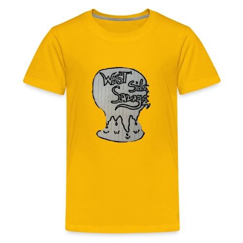 west side savage - Kids' Premium T-Shirt