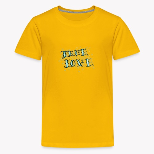 True Love - Kids' Premium T-Shirt