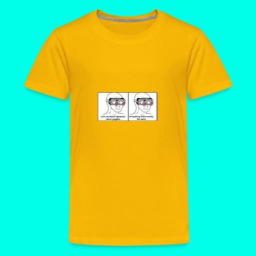 1490160277075 - Kids' Premium T-Shirt