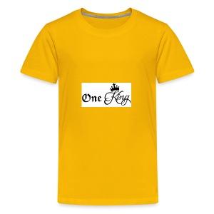 One king - Kids' Premium T-Shirt