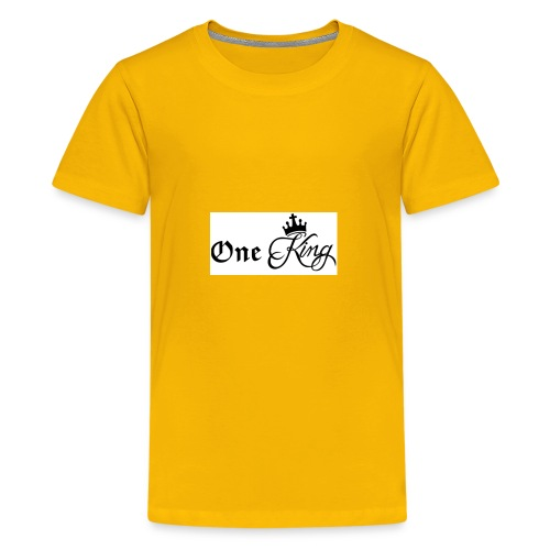 One king - Kids' Premium T-Shirt