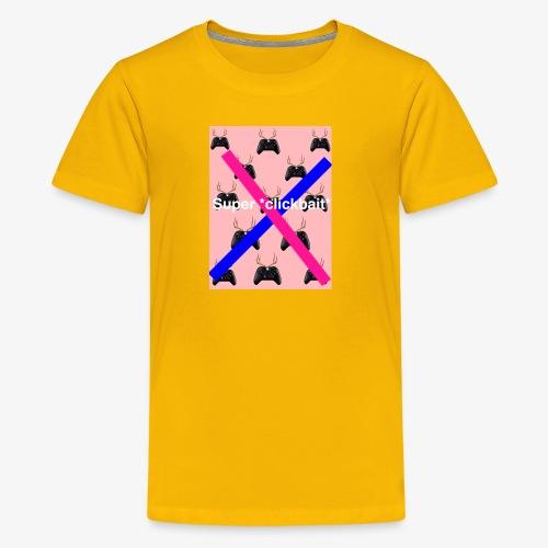 Super *clickbait* - Kids' Premium T-Shirt