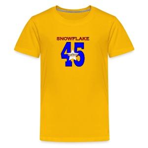 president SNOWFLAKE 45 - Kids' Premium T-Shirt